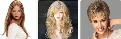 catalogo de pelucas sinteticas